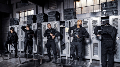 S.W.A.T.: Los hombres de Harrelson - La ciudad tiembla