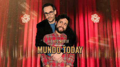 Late Motiv - El Mundo Today