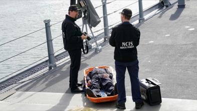 Navy: Investigación criminal - Cruzando la línea