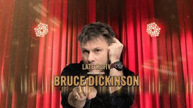 Late Motiv - Bruce Dickinson