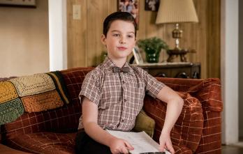 El joven Sheldon - Un pan de molde y una gran bandera