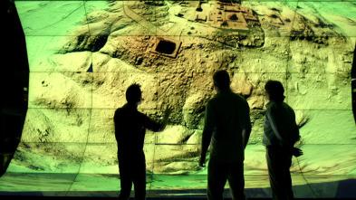 Los tesoros perdidos de los mayas