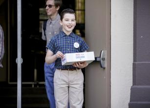El joven Sheldon - Una campaña política y un tramposo de Dulcilandia