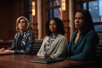 The Good Fight - El de Diane y Liz conspirando