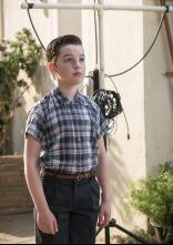 El joven Sheldon - Un rollo científico sueco y la ecuación de la tostada