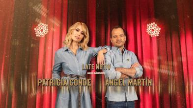 Late Motiv - Ángel Martín y Patricia Conde