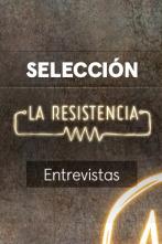 La Resistencia: Selección - Sorpresa de Quequé - Entrevista-22.05.19