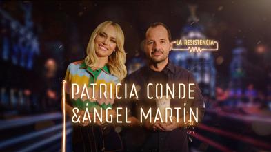La Resistencia: Selección - Angel Martín y Patricia Conde - Entrevista - 17.06.19