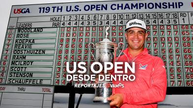 El US Open desde dentro