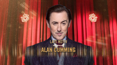 Late Motiv - Alan Cumming