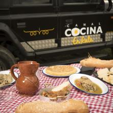 Canal Cocina en ruta