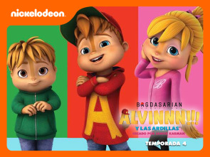 ALVINNN!!! y las Ardillas Single Story - The Chosen Chipmunk
