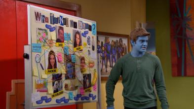 Los Thundermans - Detective azul