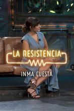 La Resistencia: Selección - Inma Cuesta - Entrevista - 10.10.19
