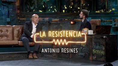 La Resistencia: Selección - Antonio Resines -