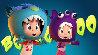 Cleo y Cuquín - Monstruas