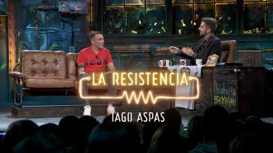 La Resistencia: Selección - Iago Aspas - Entrevista - 23.10.19