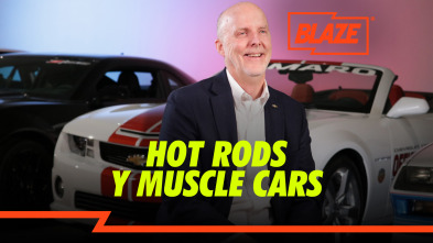 Hot Rods y Muscle Cars
