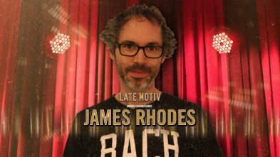 Late Motiv - James Rhodes