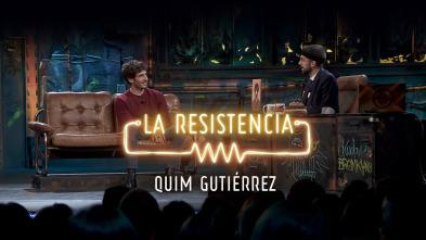 La Resistencia: Selección - Quim Gutiérrez - Entrevista - 07.11.19