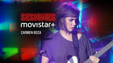 Sesiones Movistar+ - Carmen Boza