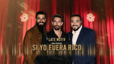 Late Motiv - Alex García, Adrián Lastra y Franky Martín