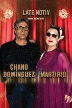 Late Motiv - Martirio y Chano Domínguez