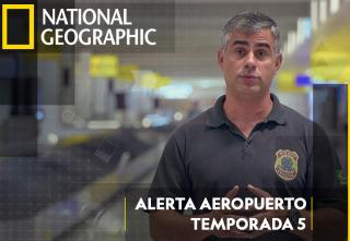 Alerta aeropuerto 5: Brasil - El drama de la cocaína