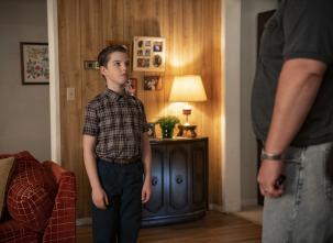 El joven Sheldon - El pecado de la codicia y una chimichanga de Chi-Chi
