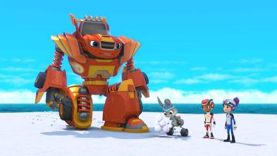 Blaze y los Monster Machines - Rompiendo el hielo