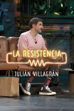 La Resistencia: Selección - Julián Villagrán - Entrevista - 26.11.19