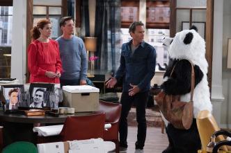 Will y Grace (el regreso) - El panda sabio