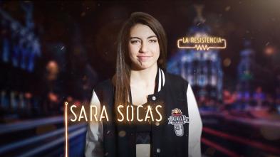La Resistencia: Selección - Sara Socas - Entrevista - 28.11.19