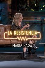 La Resistencia: Selección - Marta Hazas - Entrevista - 17.12.19