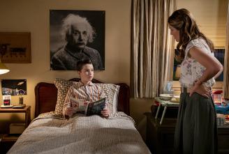El joven Sheldon - Sopa de adolescentes y una pequeña mentira