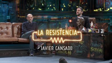 La Resistencia: Selección - Javier Cansado - Entrevista - 09.01.20