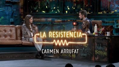 La Resistencia: Selección - Carmen Arrufat -Entrevista - 13.01.20