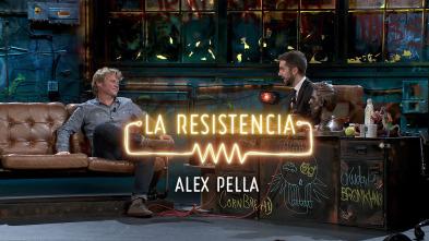 La Resistencia: Selección - Álex Pella - Entrevista - 14.01.20