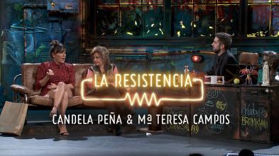 La Resistencia: Selección - Candela Peña -
