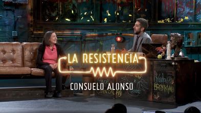 La Resistencia: Selección - Consuelo Alonso - Entrevista - 21.01.20
