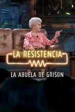 La Resistencia: Selección - La abuela de Grison - Entrevista - 23.01.20