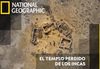 El templo perdido de los incas