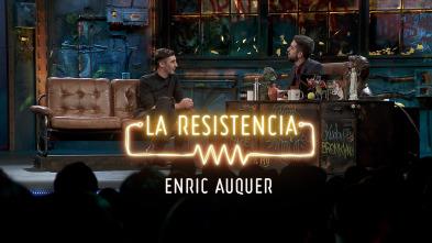 La Resistencia: Selección - Enric Auquer - Entrevista - 27.01.20