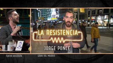 La Resistencia: Selección - Jorge Ponce -