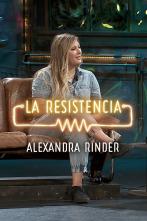 La Resistencia: Selección - Alexandra Rinder - Entrevista - 03.02.20