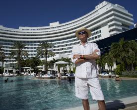 Mis hoteles favoritos: Esteban Mercer - Fontainebleau Miami Beach (EEUU)