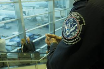 Control de aeropuertos: USA