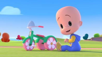 Cleo y Cuquín - La bici nueva