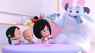 Cleo y Cuquín - Búsqueda helada