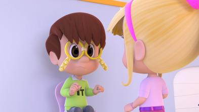 Cleo y Cuquín - Las gafas de Teté